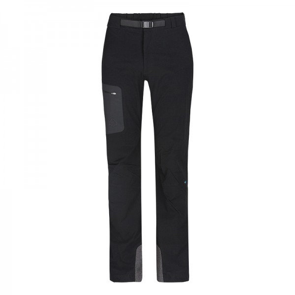 Softshellhose Zajo ARGON II PANTS black