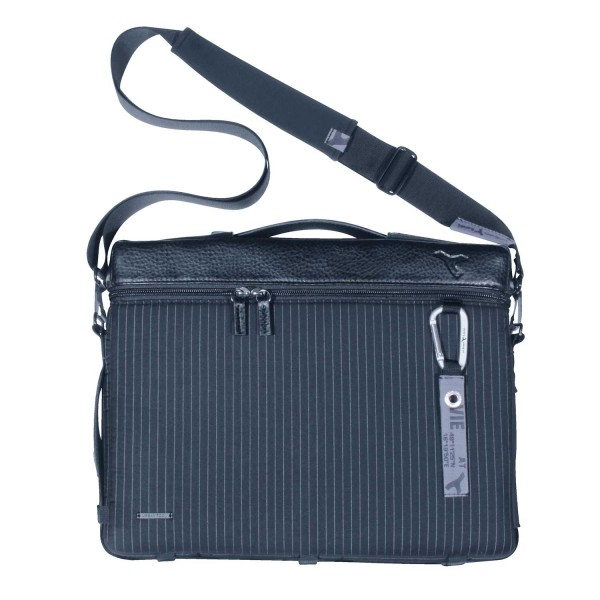 MacBook Tasche Urban Tool slotCase D3 - 13 Zoll - pinstripe