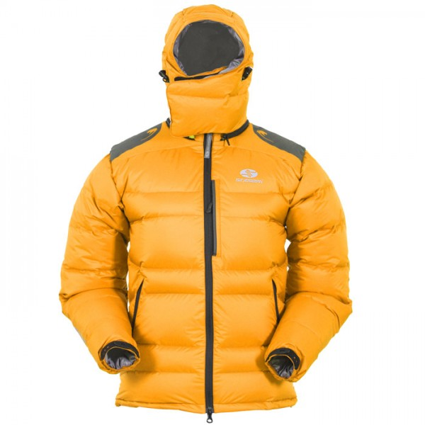 Damen Daunenjacke Sir Joseph Mitra yellow