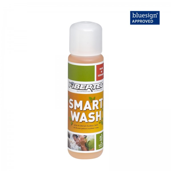 Fibertec SMART WASH 100ml Outdoor-Reise-Seife