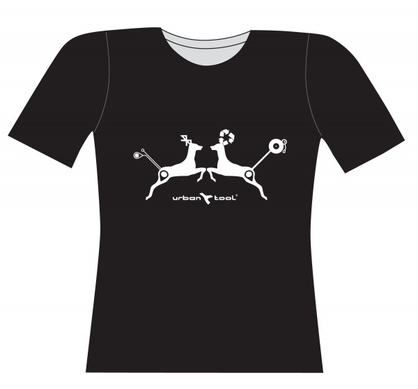 "Herren-T-Shirt Urban Tool designShirt ""Artificial Animal"""