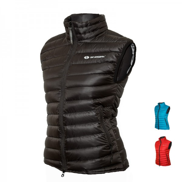 Ultraleichte Dauneweste Damen Sir Joseph EIGER WOMEN